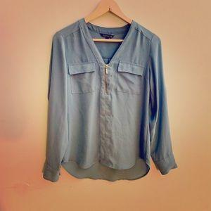 Express Zipper Shirt